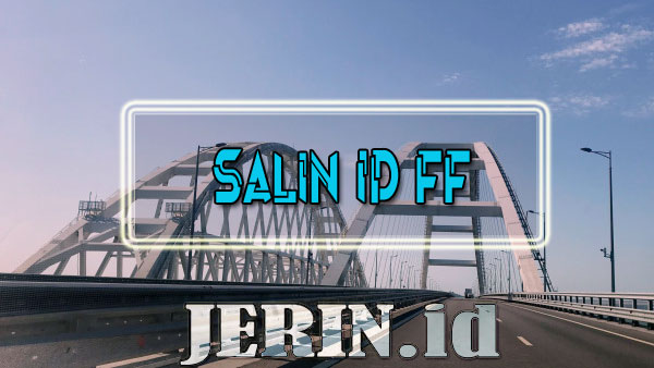 Cara Salin ID Free Fire Bisa Untuk Hack Akun FF, Diamond Gratis, DLL