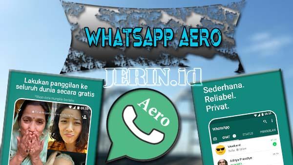 Download WA Aero Versi Terbaru