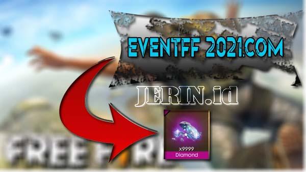 EventFF 2021.com Klaim Diamond & Item FF Gratis
