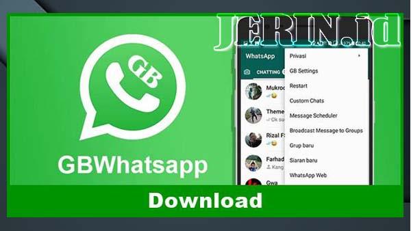 GB WhatsApp Download versi Terbaru