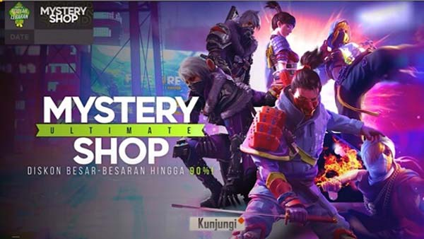 Mystery Shop FF Juli 2021