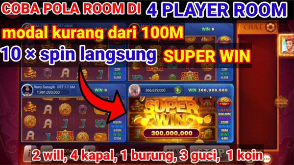 Bug-Higgs-Domino-Jackpot-4-Player-Room