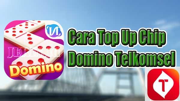 Cara-Top-Up-Higgs-Domino-di-Telkomsel