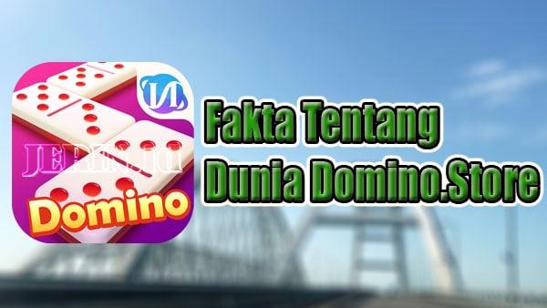 Fakta Tentang Dunia Domino.Store