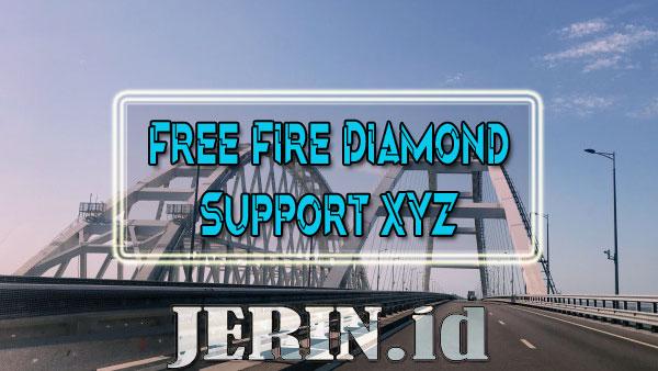 Free Fire XYZ Diamond Support Situs Klaim Gratis di FFID XYZ