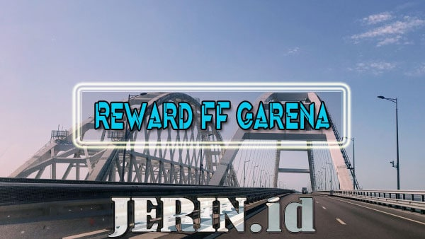 Reward FF Garena - Situs Penukaran Kode Redeem FF Resmi 2021