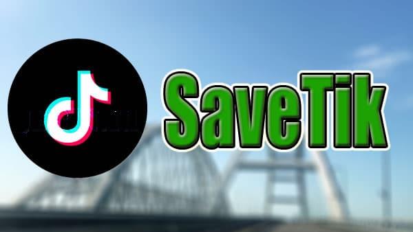 Savetik Download Video TikTok Tanpa WM