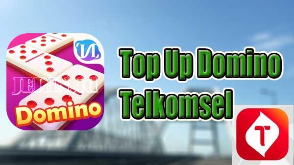 Top-Up-Domino-Telkomsel