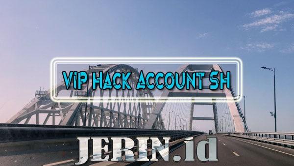 VIP Hack Account SH Apk Hack Akun FF by Sains Gaming Terbaru 2021