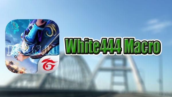White444-Macro-FF-Apk-Cheat-Config